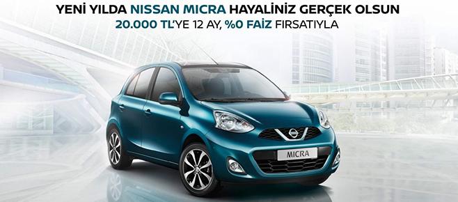 Yeni Yilda Nissan Hayaliniz Gercek Olsun Kampanyalar Bostancioglu